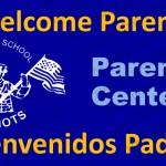 Adams MS Parent Center Banner