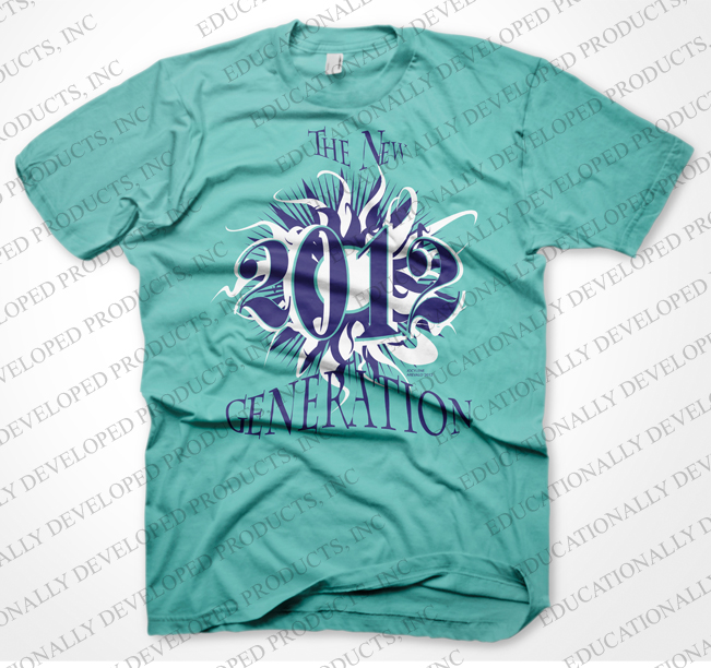 Berendo MS The New 2012 Generation Customized T-shirt