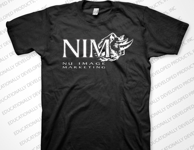 Nu Image Marketing T-shirt