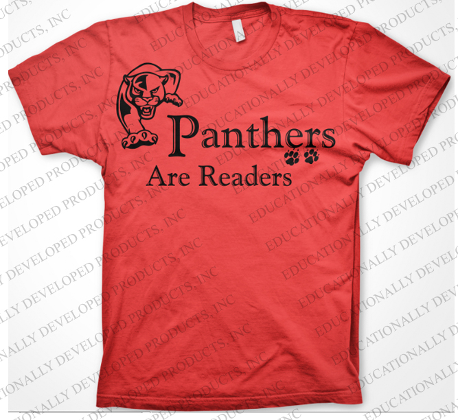 Panthers are Readers