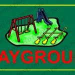 Raymond Playground Long Banner