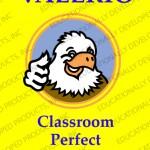 Valerio Classroom Perfect Attendance